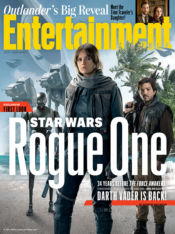 Entertainment Weekly July 1, 2016
