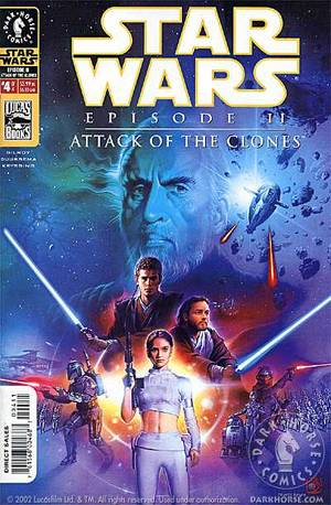 Star Wars Episode II: Attack of the Clones (Comic) 4