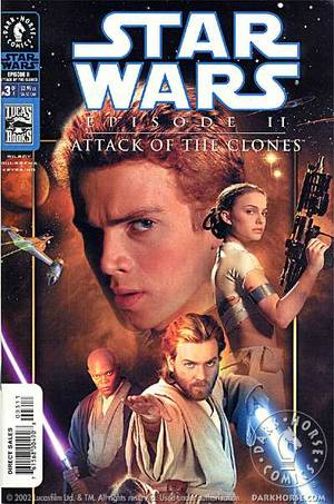 Star Wars Episode II: Attack of the Clones (Photo Cover) 3
