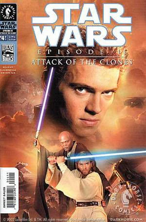 Star Wars Episode II: Attack of the Clones (Photo Cover) 4
