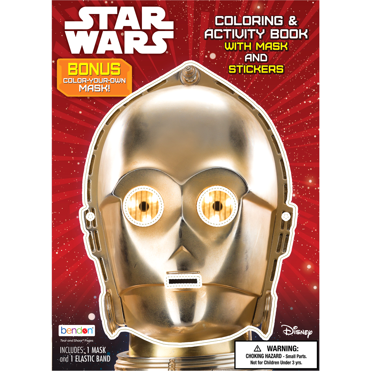 Star Wars Coloring and Activity Book
