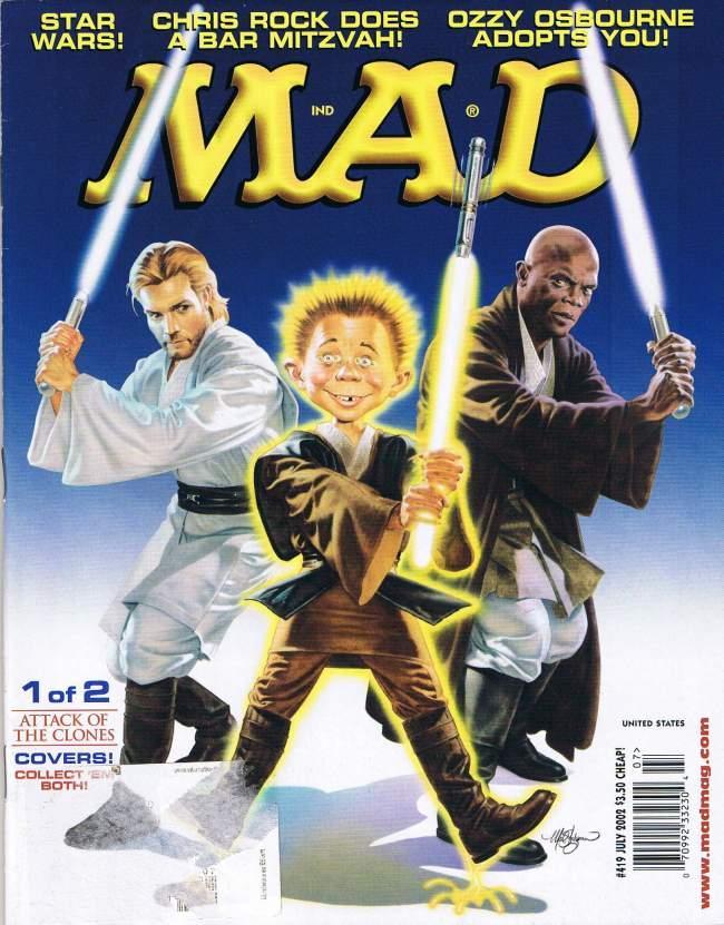Mad Magazine 419