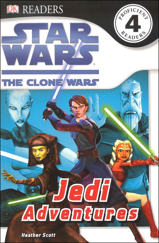 Star Wars The Clone Wars: Jedi Adventure