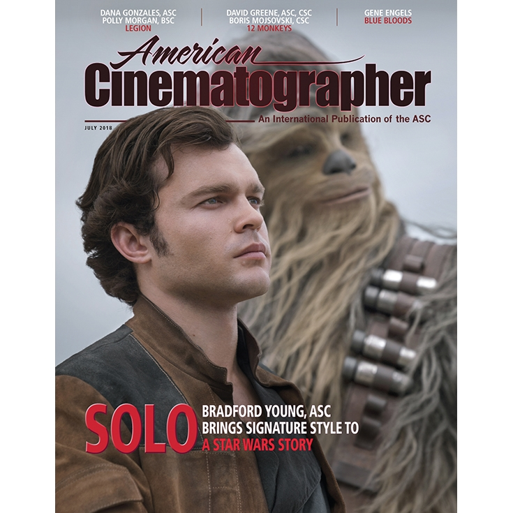 American Cinematographer Vol 99 No. 7