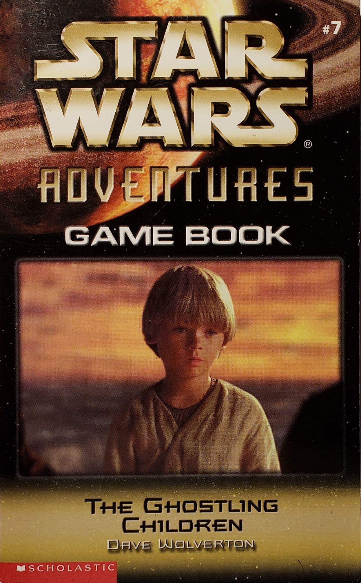 Star Wars Adventures Game Book (Episode II): #7 The Ghostling Children