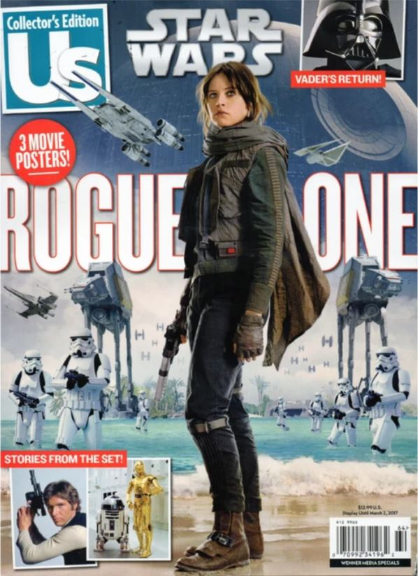 US Magazine Collector's Edition: Star Wars Rogue One