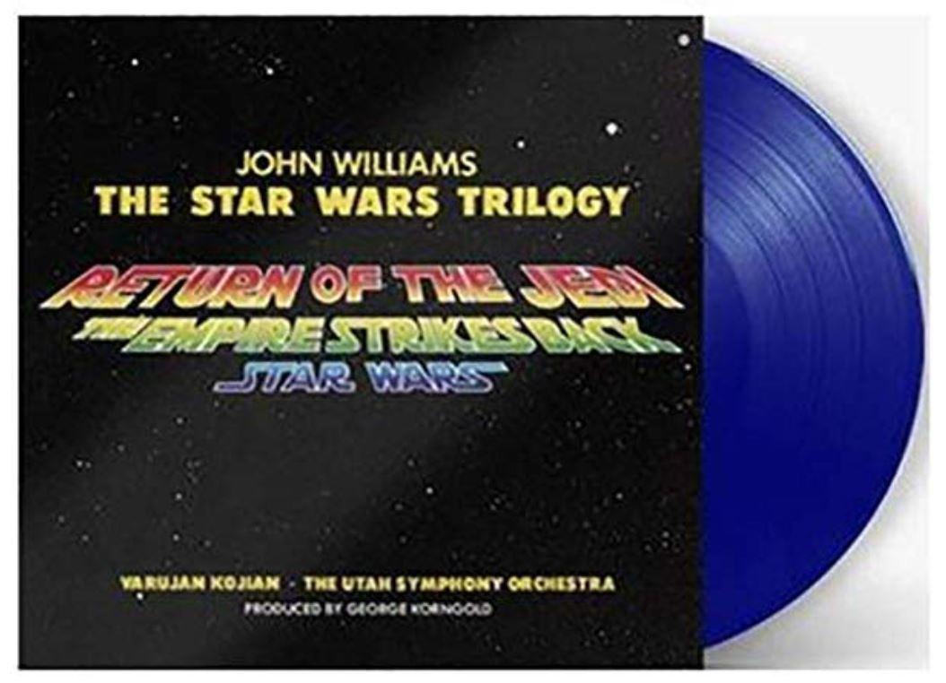 John Williams' Star Wars Trilogy (Utah Symphony - Blue)