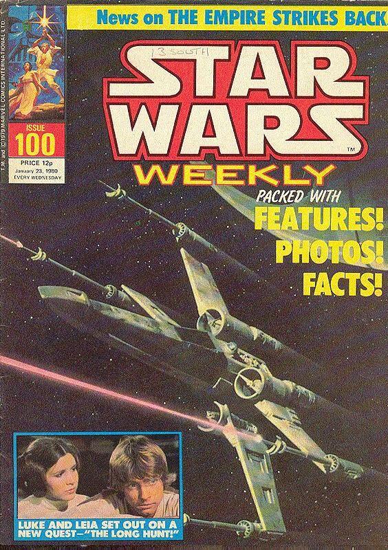 Star Wars Weekly 100