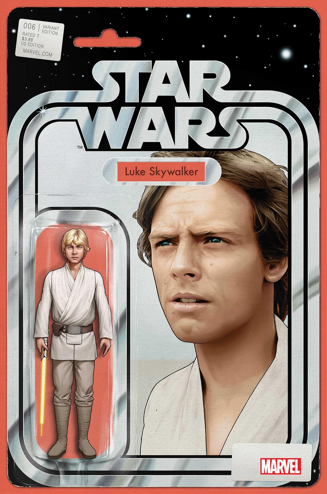 Star Wars (Marvel 2020) 6 - Christopher Variant