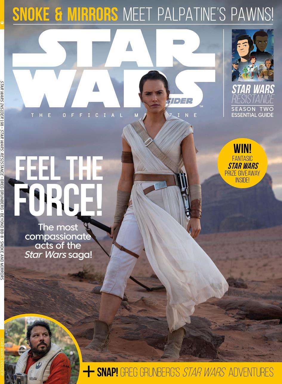 Star Wars Insider 198