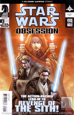Star Wars Clone Wars: Obsession
