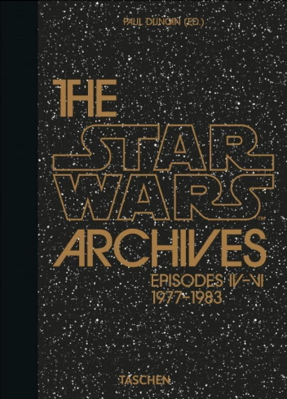 The Star Wars Archives: 1977-1983 (abridged)