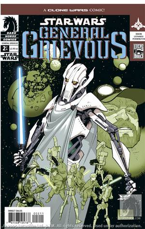 Star Wars General Grievous 2