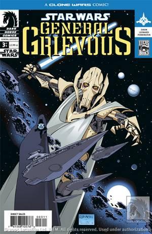 Star Wars General Grievous 3