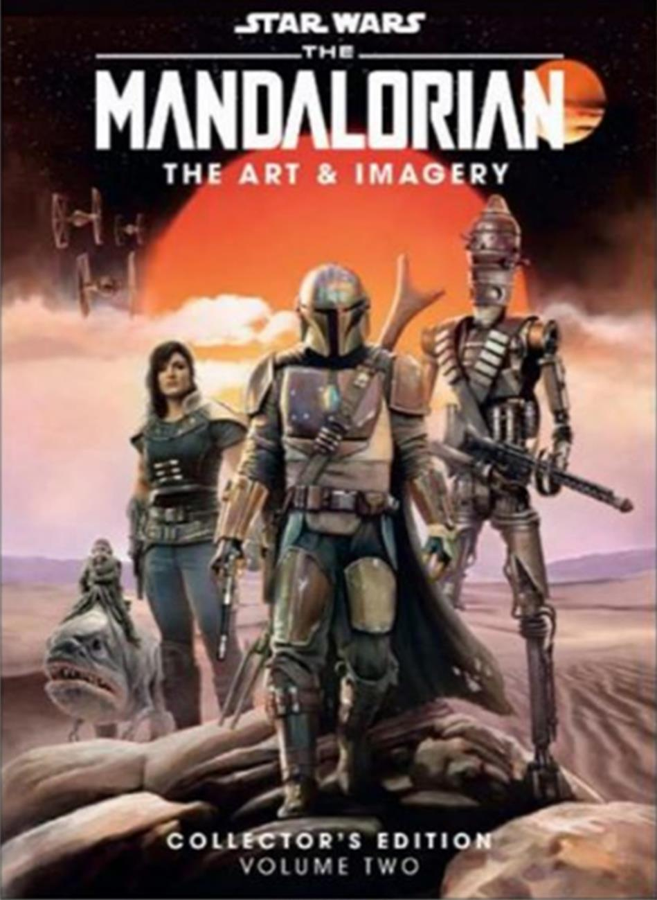 Star Wars The Mandalorian: The Art And Imagery - Collector's Edition Volume Two