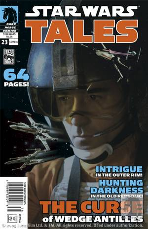 Star Wars Tales 23 Photo Cover