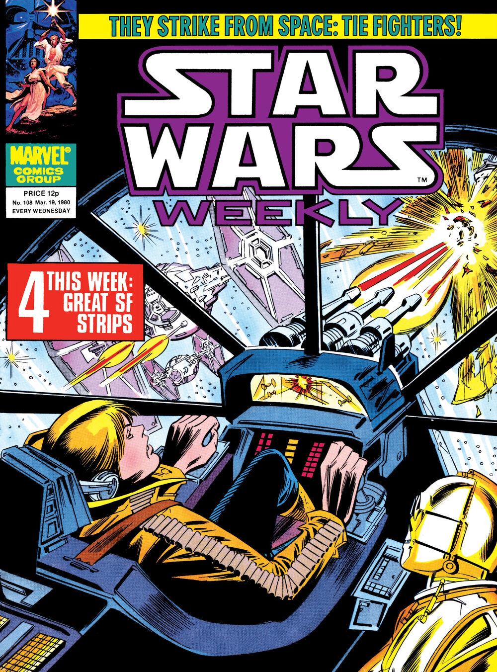 Star Wars Weekly 108