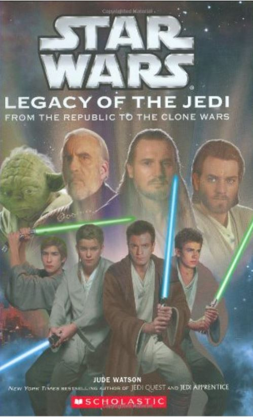 Star Wars: Legacy of the Jedi