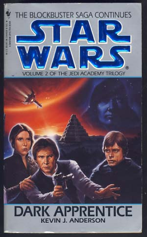 Star Wars Jedi Academy Trilogy: Dark Apprentice