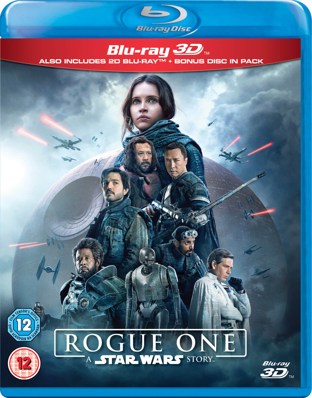 Rogue One: A Star Wars Story (3D Blu-Ray)