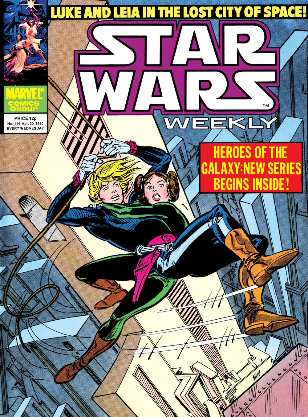 Star Wars Weekly 114