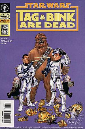 Star Wars: Tag and Bink are Dead 2