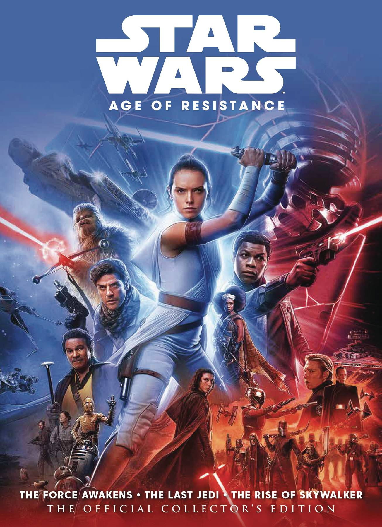 Star Wars: The Age of Resistance Trilogy Special