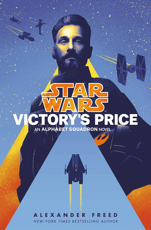 Star Wars: Victory's Price - An Alphabet Squadron Novel