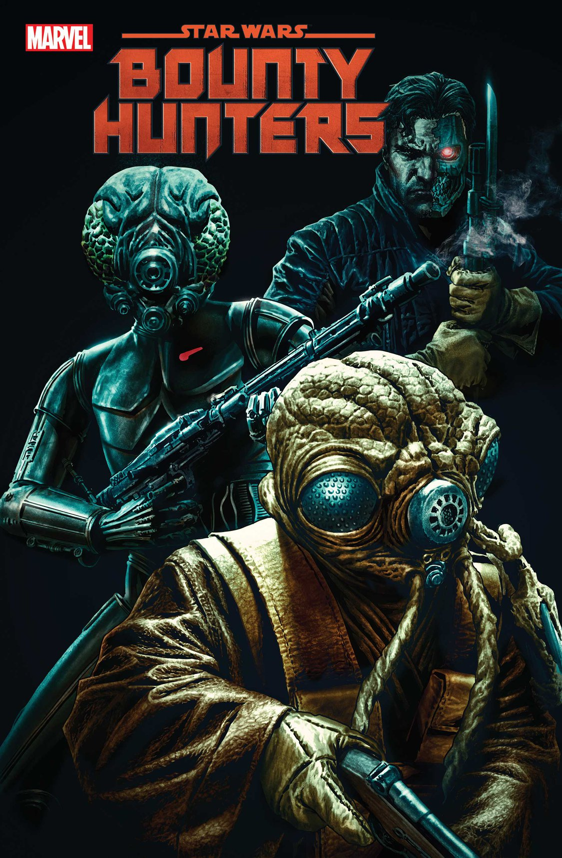 Star Wars Bounty Hunters: Story 2