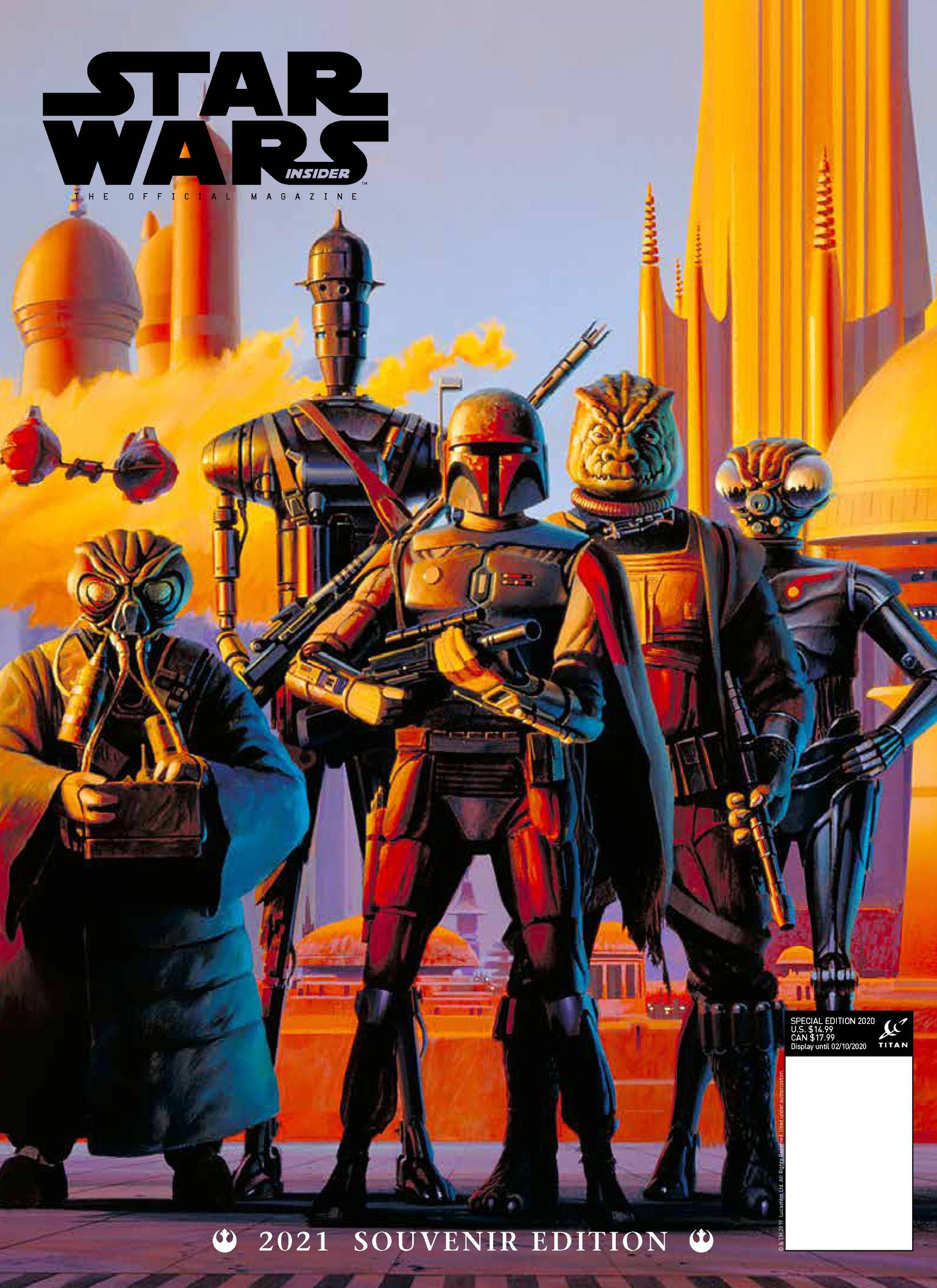 Star Wars Insider Souvenir Edition 2021