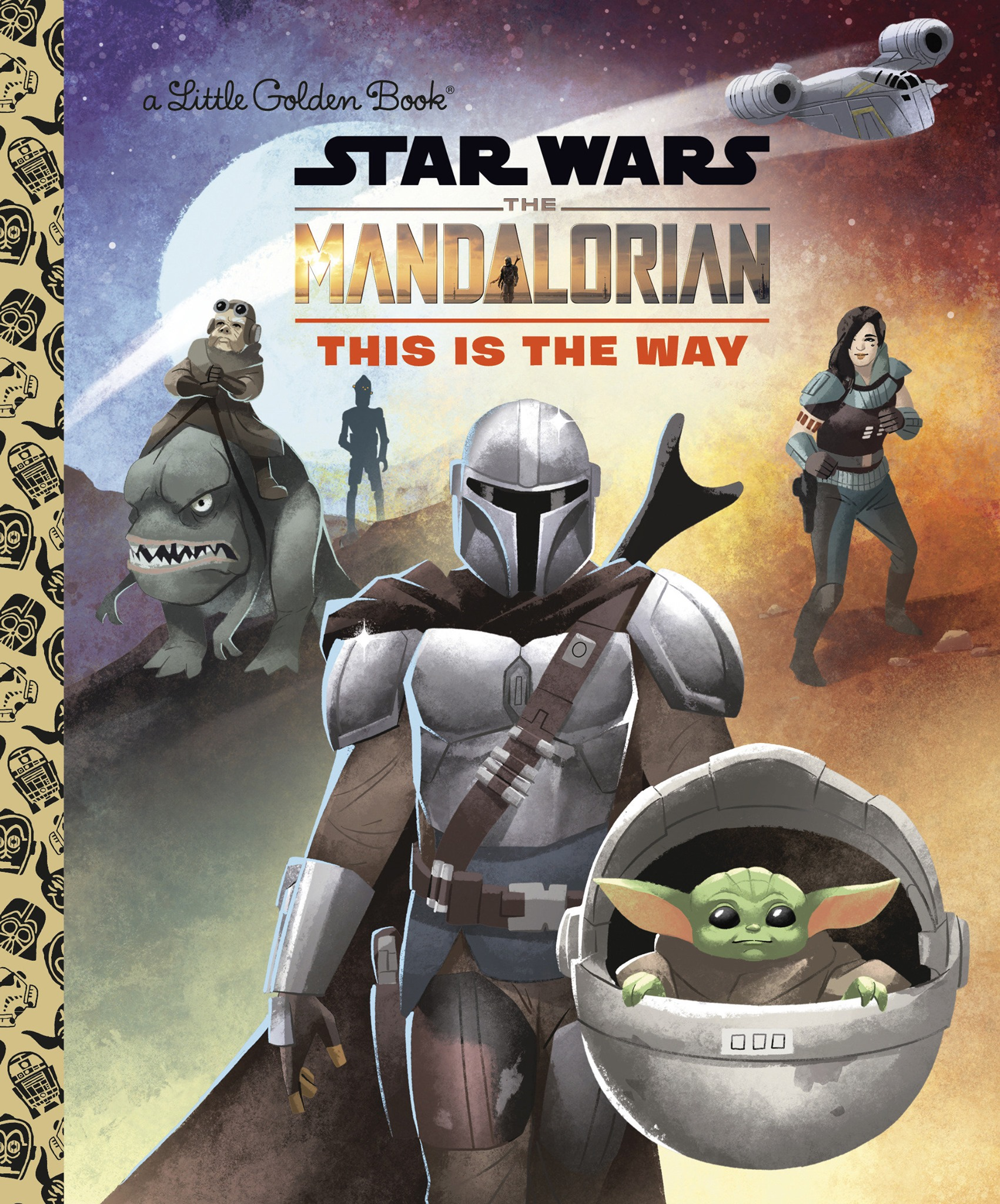 Star Wars: The Mandalorian - This is the Way