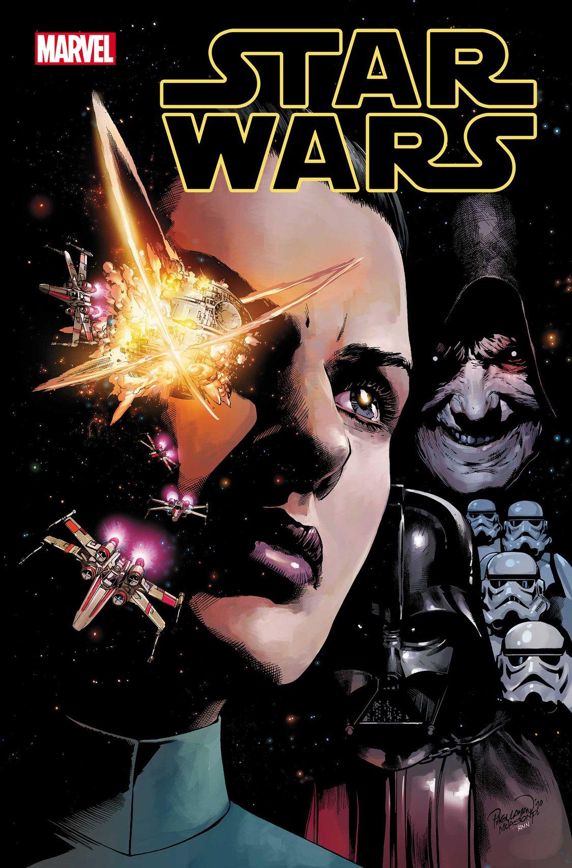 Star Wars 8 (Marvel 2020)