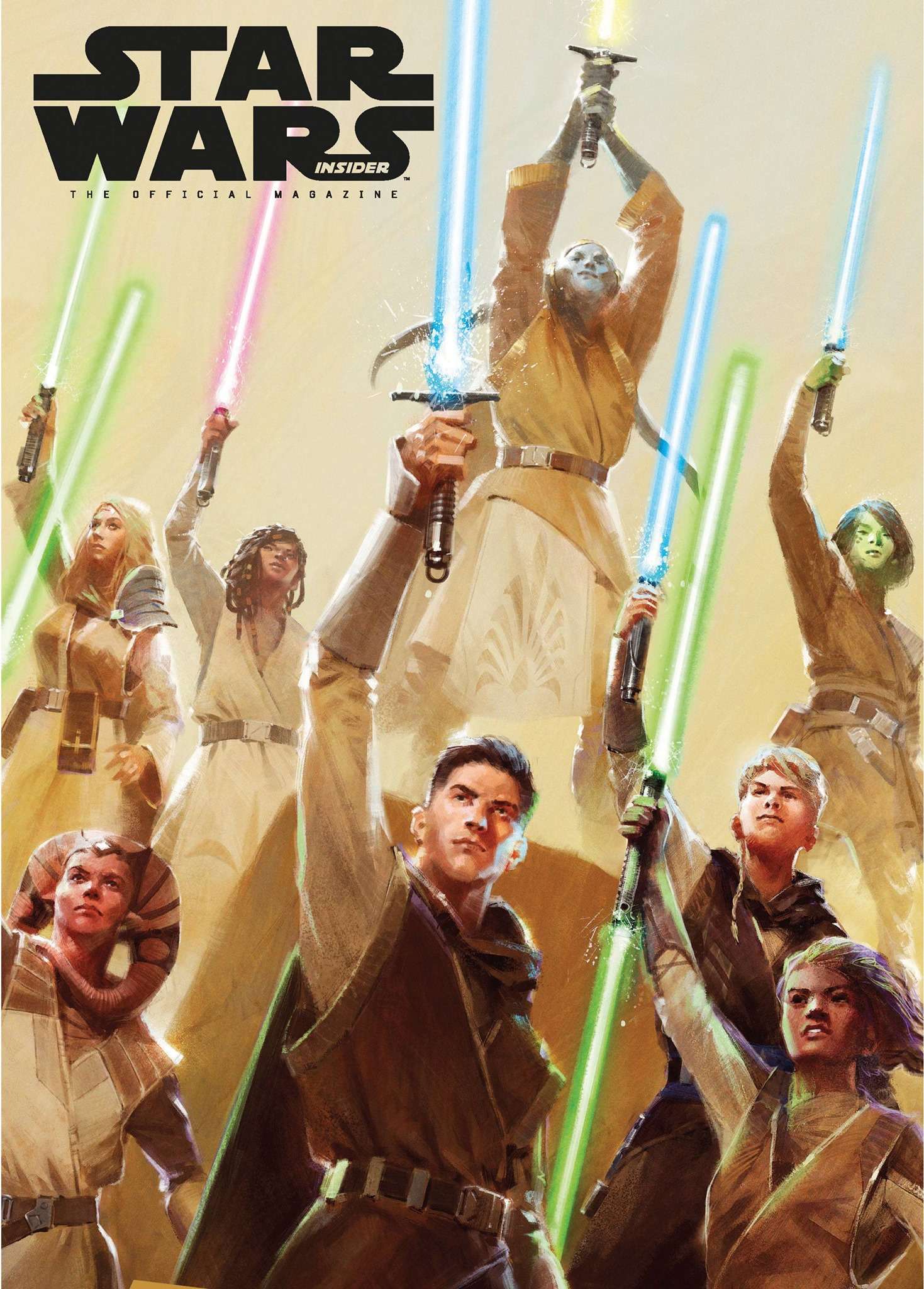 Star Wars Insider 199 - Previews Cover