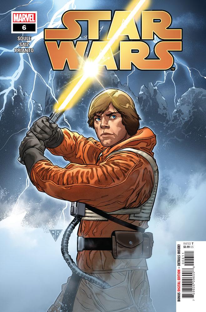 Star Wars (Marvel 2020) 6 - First Printing
