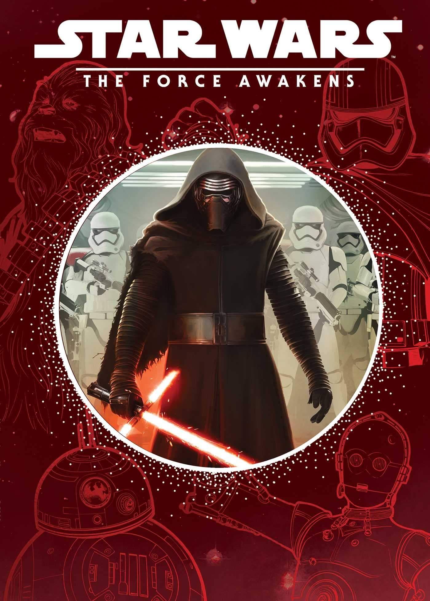 Star Wars: The Force Awakens (Die-Cut Classic)