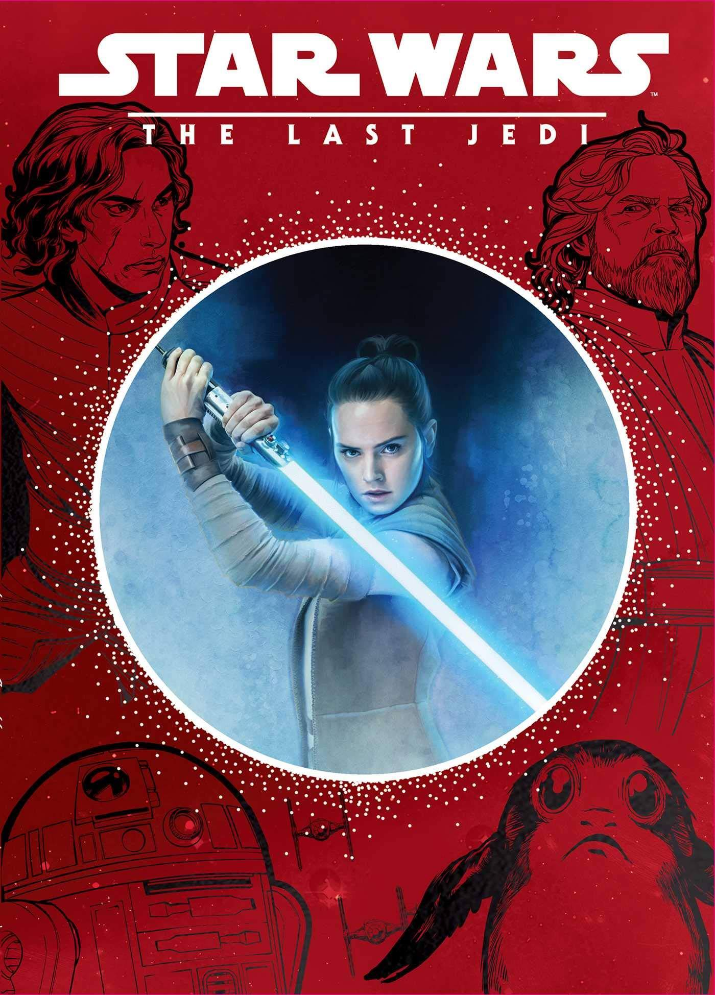 Star Wars: The Last Jedi (Die-Cut Classic)