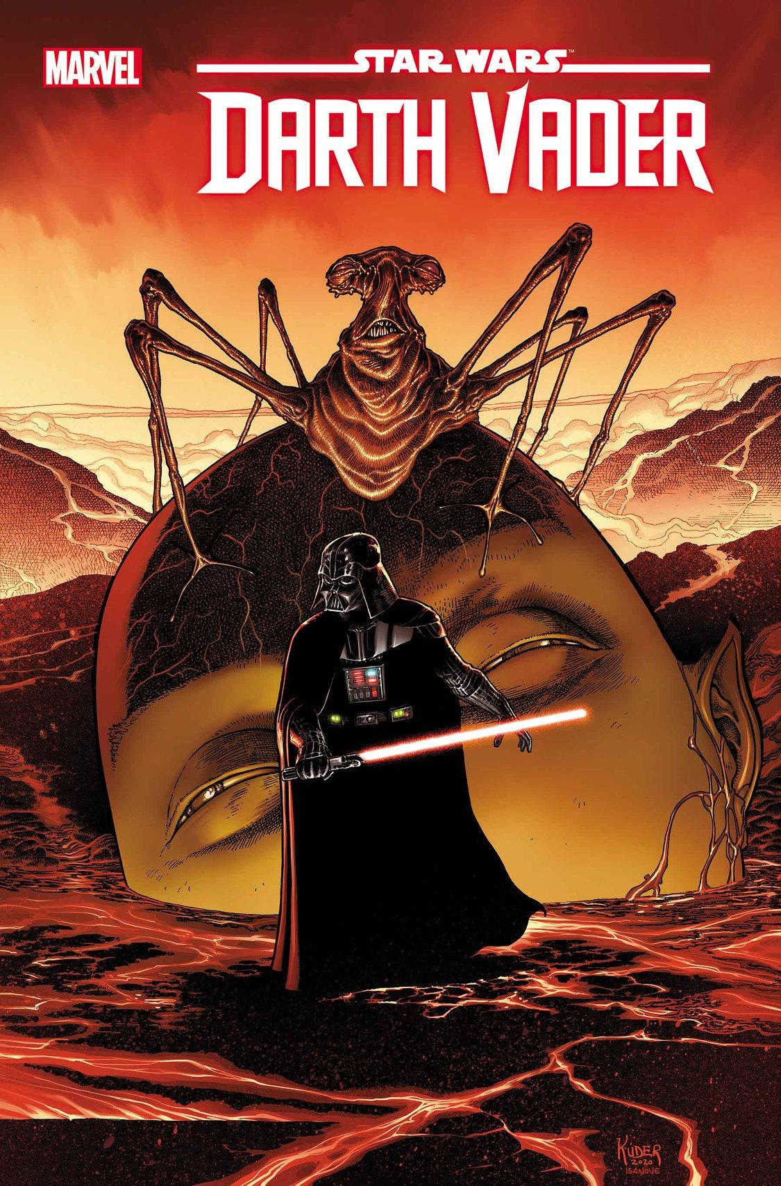 Star Wars: Darth Vader 8 (2020) - First Printing