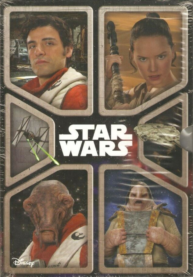 Star Wars: The Force Awakens Boxed Set