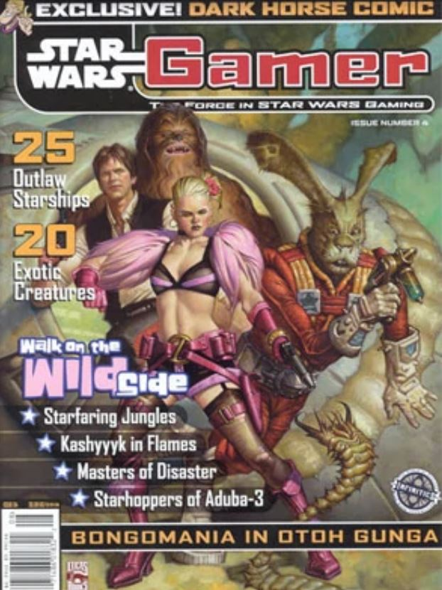 Star Wars Gamer 4
