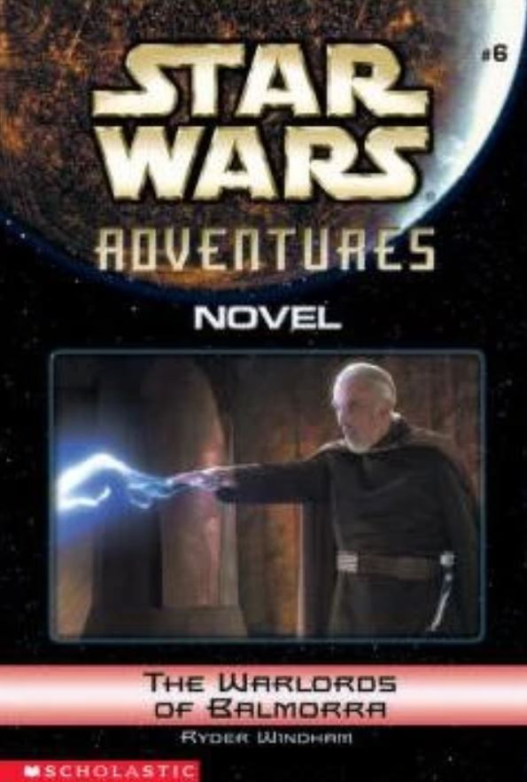Star Wars Adventures: The Warlords of Balmorra