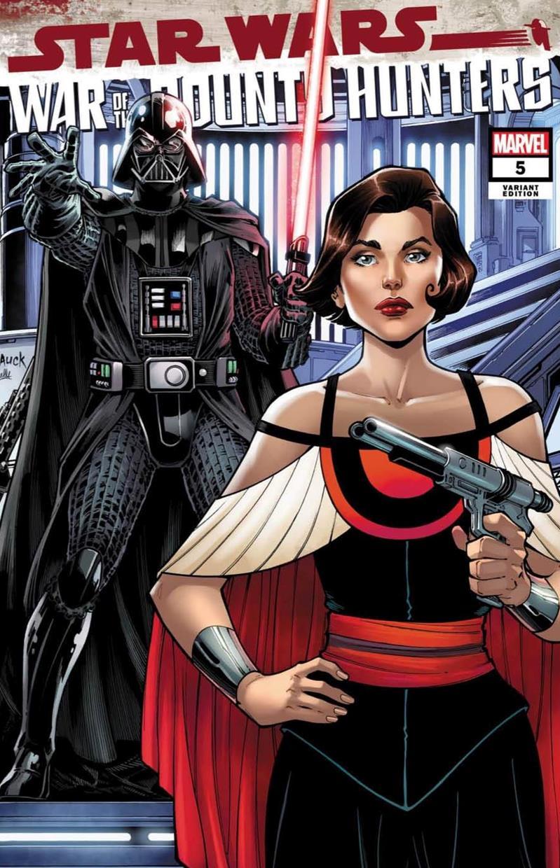 Star Wars: War of the Bounty Hunters 5 - Comic Kingdom Variant