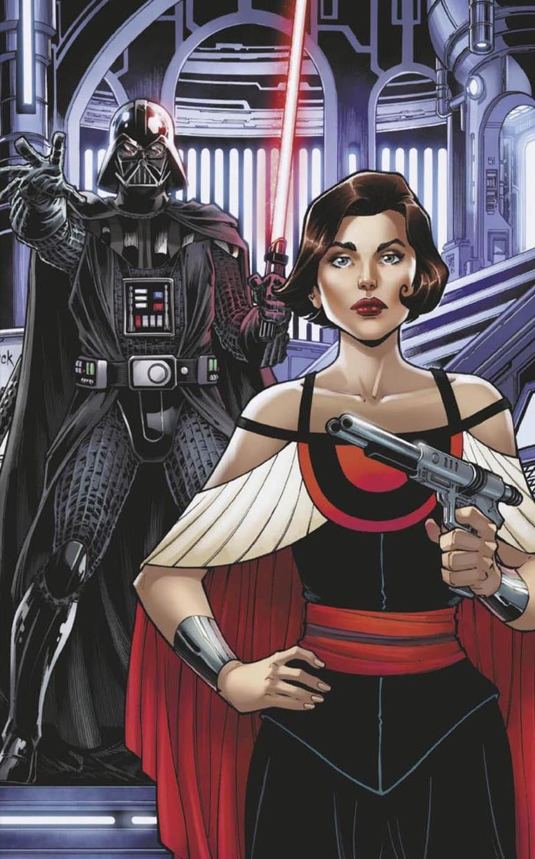 Star Wars: War of the Bounty Hunters 5 - Comic Kingdom Virgin Variant