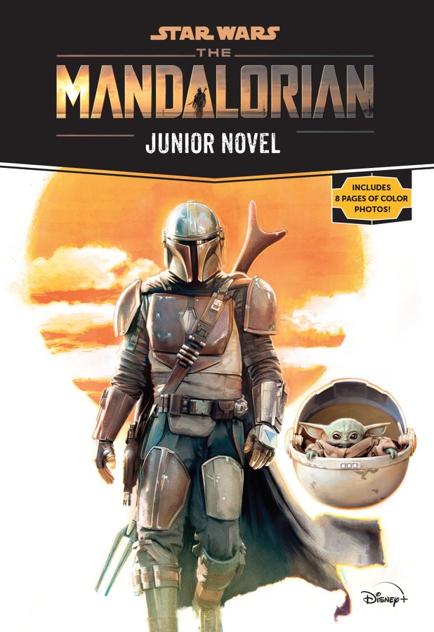 Star Wars The Mandalorian: Junior Novel