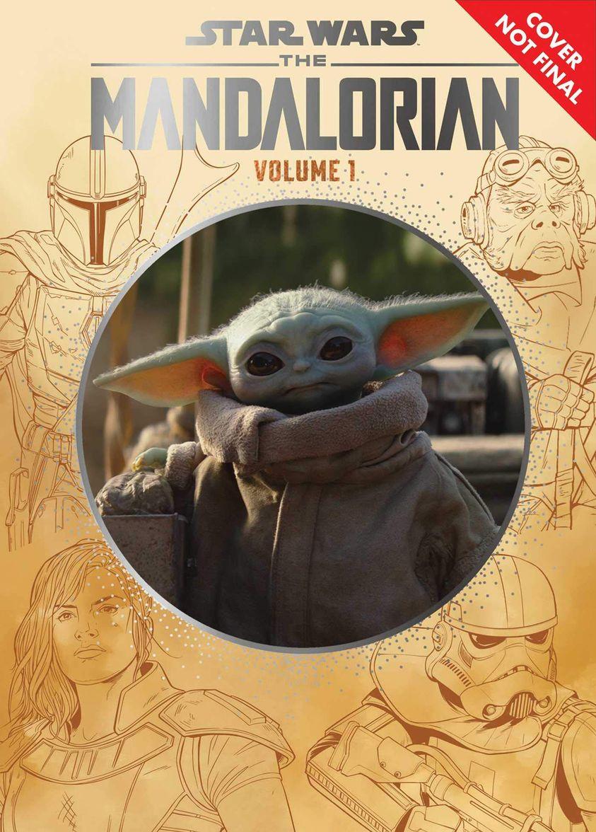 Star Wars: The Mandalorian (Die-Cut Classic)