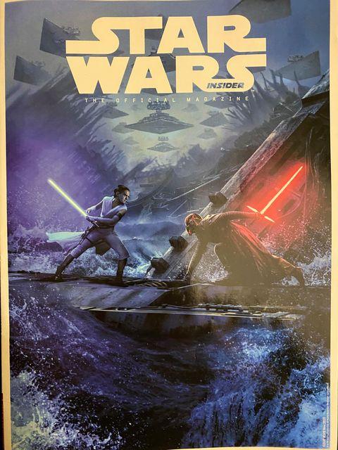 Star Wars Insider 198 - Subscriber Edition