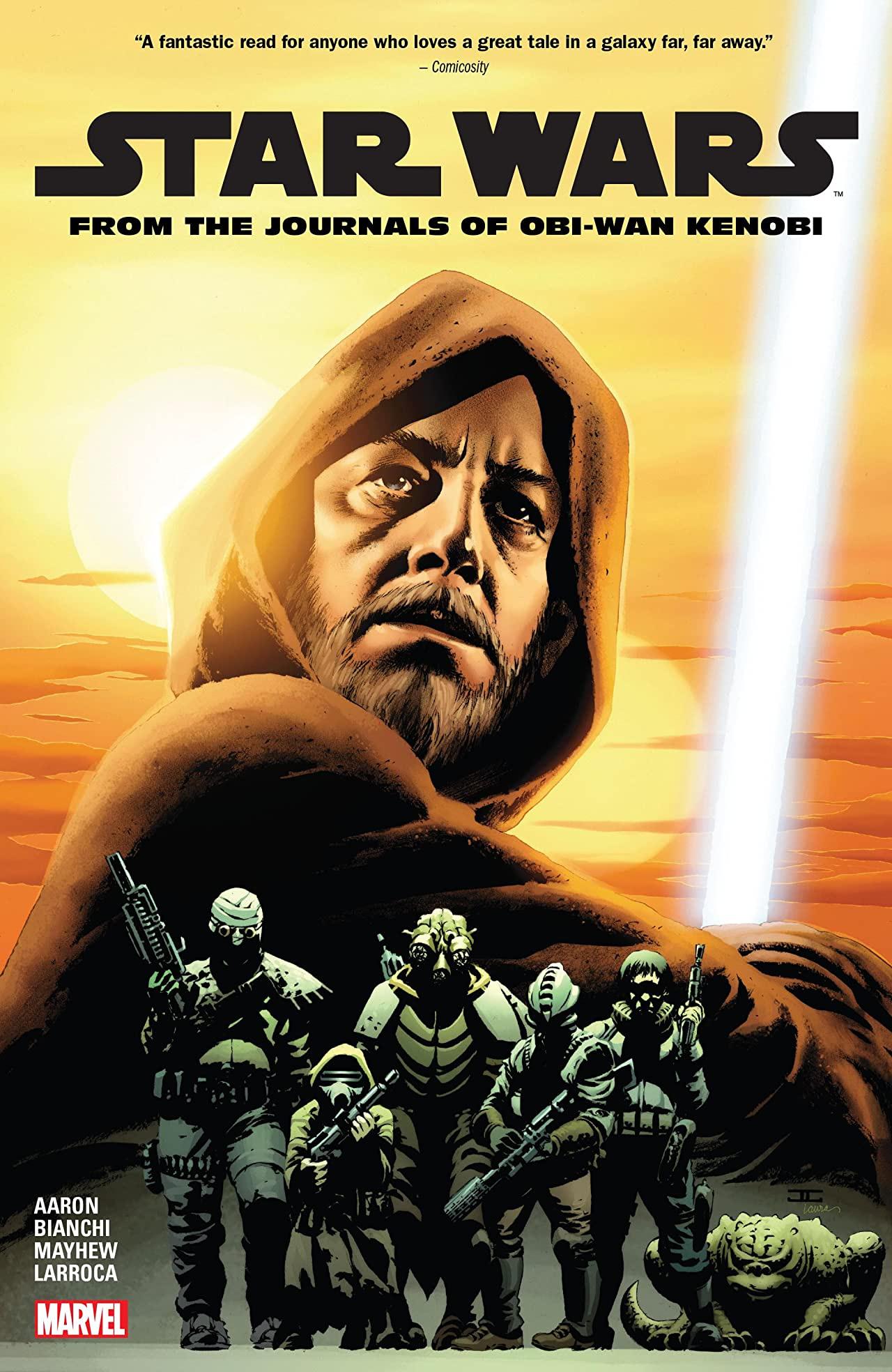 Star Wars: From the Journal of Ben Kenobi