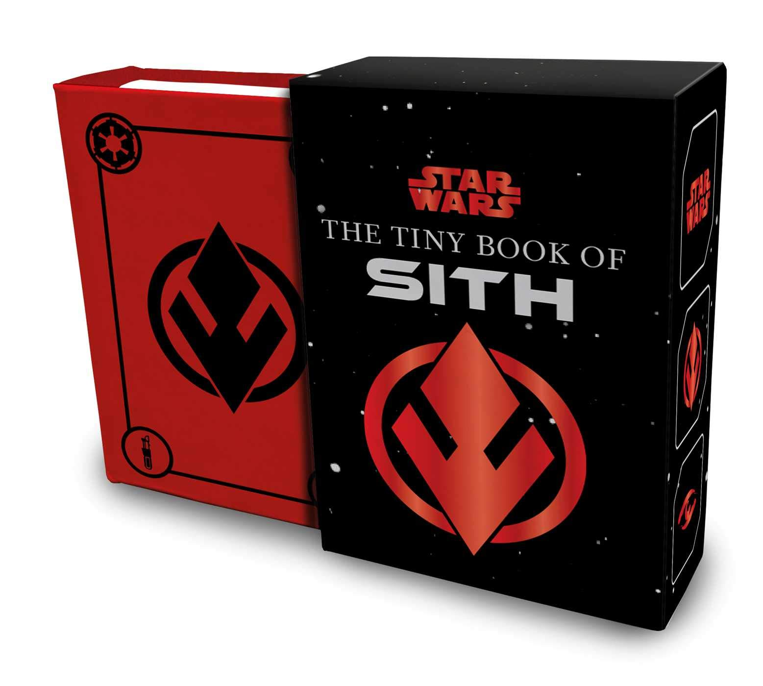Star Wars: The Tiny Book of Sith