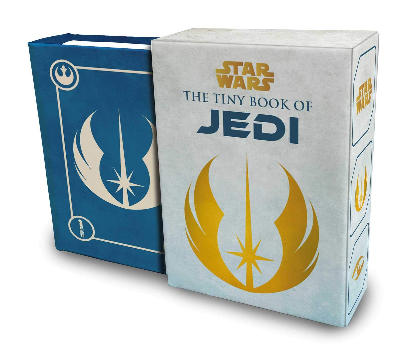 Star Wars: The Tiny Book of Jedi
