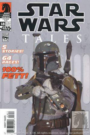 Star Wars Tales 18 Photo Cover