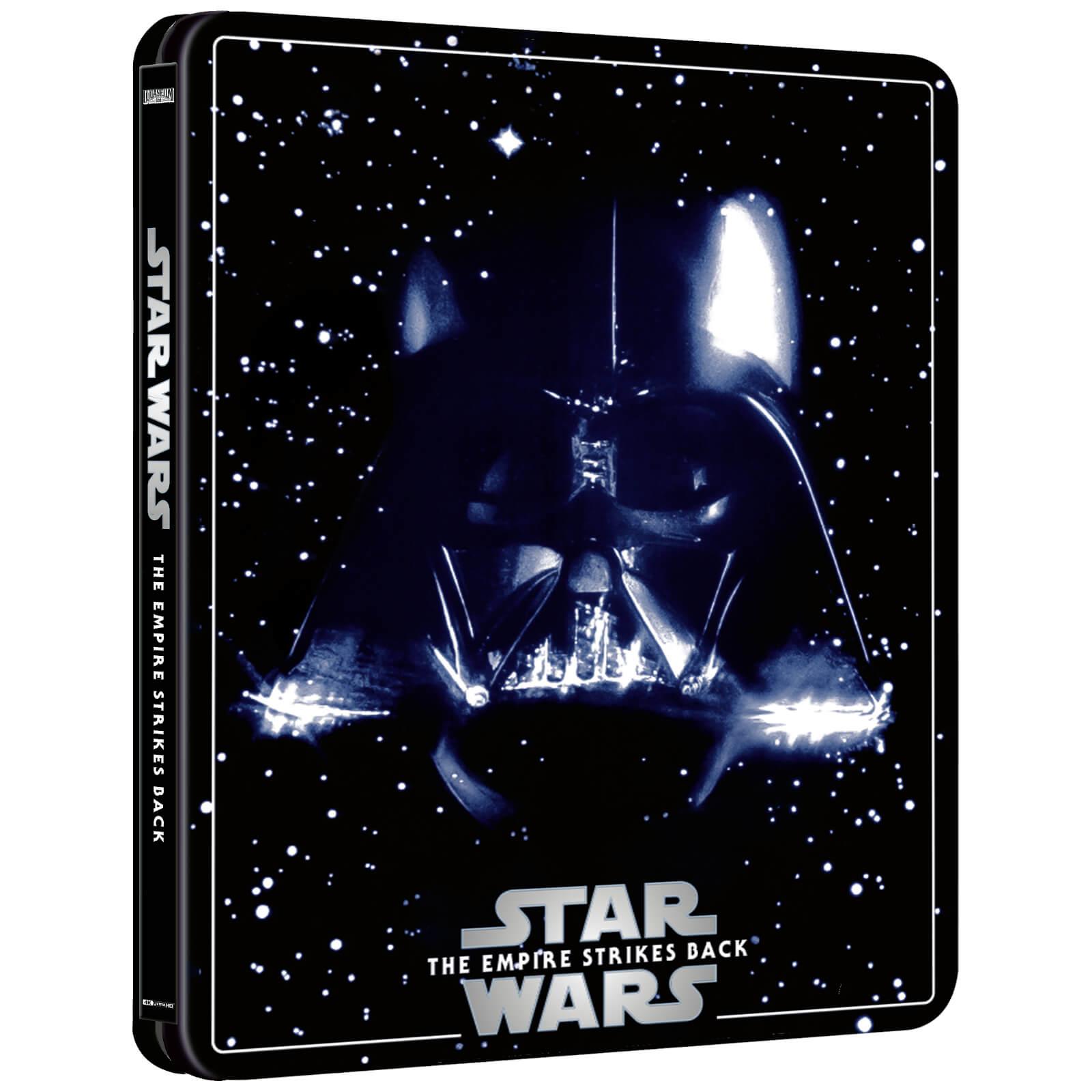 Star Wars: The Empire Strikes Back (Zavvi Steelbook)